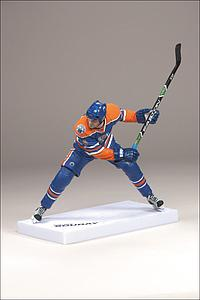 NHL Sportspicks Series 21 Sheldon Souray (Edmonton Oilers) Blue Jersey