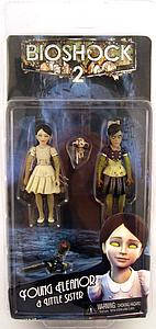 Bioshock 2 Series 2 Deluxe: Young Elanor & Little Sister