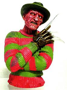 Bust Bank Nightmare on Elm Street 1/4 Scale Freddy Krueger