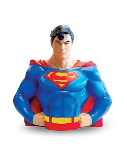 DC Comics Superman Bust Bank
