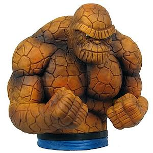 Marvel The Thing Bust Bank