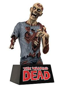 Bust Bank The Walking Dead 1/4 Scale Zombie