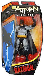 Mattel Batman Unlimited Series 2: Dark Knight Rises Batman