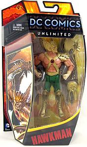 Mattel DC Comics Unlimited Series 1: Hawkman