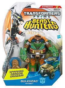 Transformers Prime Beast Hunters Deluxe Class: Bulkhead