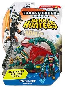 Transformers Prime Beast Hunters Deluxe Class: Ripclaw