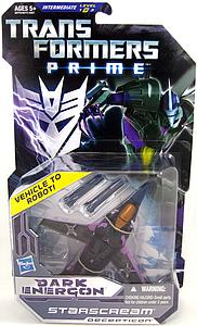 Transformers Prime Dark Energon Deluxe Class: Starscream