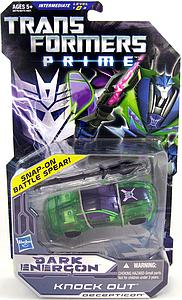 Transformers Prime Dark Energon Deluxe Class: Knock Out
