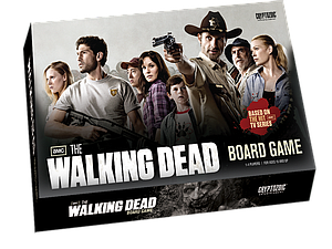 The Walking Dead Board Game TV Series