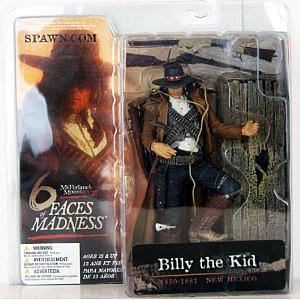 Monsters Series 3 6 Faces of Darkness: Billy the Kid