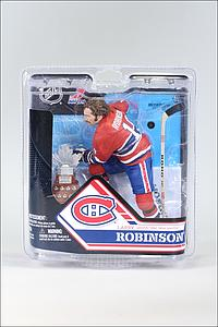 NHL Sportspicks Series 32 Larry Robinson (Montreal Canadiens) Hart Trophy Collector Level Silver (#/1000)