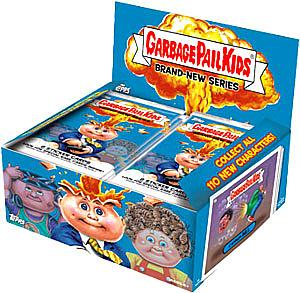 Garbage Pail Kids 2012 Brand-New Series 1 Trading Cards: Booster Pack (8 Cards)