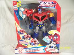 Transformers Animated Series Deluxe Class Optimus Prime