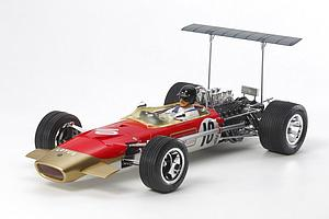 Team Lotus Type 49B 1968 with Photo Etched Parts (12053)