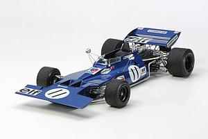 Tyrrell 003 1971 Monaco GP with Photo Etched Parts (12054)