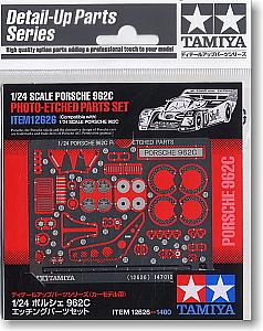 Porsche 962 Photo-Etched Parts Set (12626)