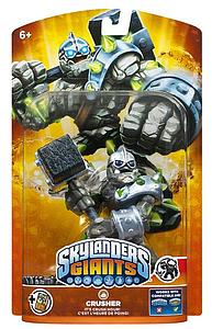 "Skylanders Giants 5"" Character Pack Crusher"