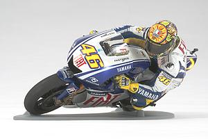 Valentino Rossi Rider Figure - High Speed Riding Type (14118)