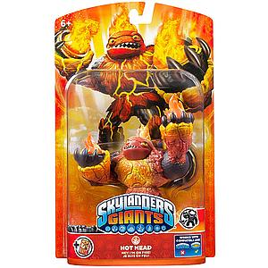 "Skylanders Giants 5"" Character Pack Hot Head"