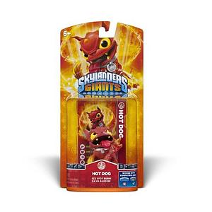 "Skylanders Giants 3"" Character Pack Hot Dog"