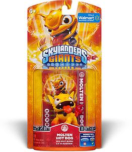 "Skylanders Giants 3"" Character Pack Hot Dog (Molten Exclusive)"
