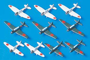 Japanese Naval Planes - Early Pacific War (31511)