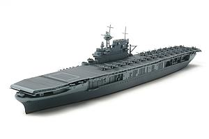 TAMIYA 1:700 Scale Ship Plastic Model Kit U.S. Aircraft Carrier Yorktown #712 (31712)