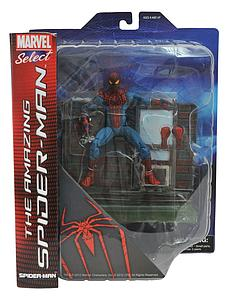 "Marvel Select 8"": The Amazing Spider-man"