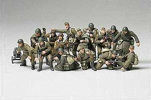 WWII Russian Infantantry & Tank Crew (32521)