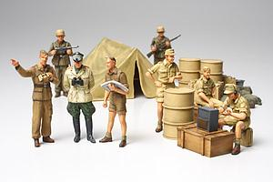 German Africa Corps Infantry Set (32561)