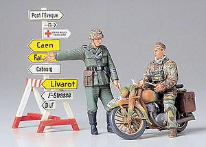 German Motorcycle Orderly Set (35241)