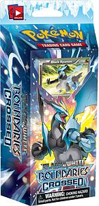 Pokemon Trading Card Game Black & White Boundaries Crossed: Ice Shock Theme Deck