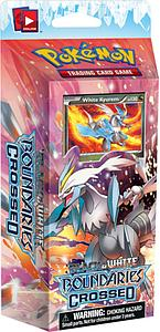 Pokemon Trading Card Game Black & White Boundaries Crossed: Cold Fire Theme Deck