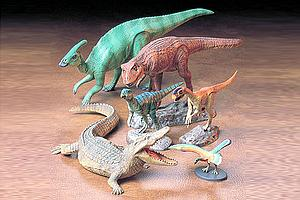 Mesozoic Creatures [6 Assorted] (60107)