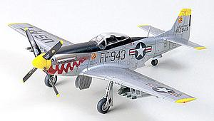 North American F-51D Mustang Korean War (60754) #54