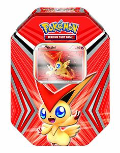 Pokemon Trading Card Game Black & White Noble Victories: Victini Tin