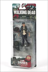 "The Walking Dead 5"" TV Series 4 - Carl Grimes"