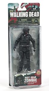 "The Walking Dead 5"" TV Series 4 - Riot Gear Zombie"