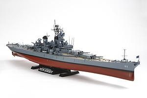 US Battleship BB-62 New Jersey (78028)