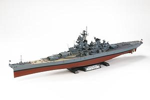 US Battleship BB-63 Missouri (78029)