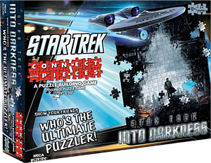 Star Trek Connect with Pieces Puzzle Building Game