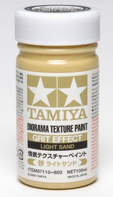 Diorama Texture Paint Light Sand (87110)