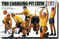 Tire Changing Pit Crew (89608)