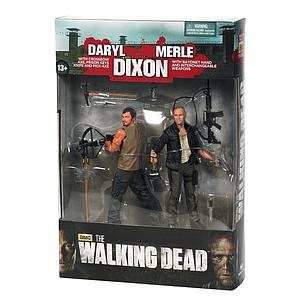 "The Walking Dead 5"" TV Series 4 - Merle & Daryl Dixon 2-Pack"