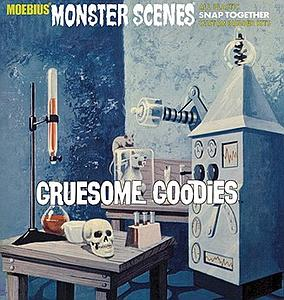 Monster Scenes Gruesome Goodies (634)