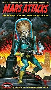 Mars Attacks: Martian Warrior (936)