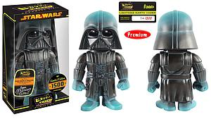 Hikari Sofubi Star Wars Japanese Vinyl Figure Lightning Darth Vader