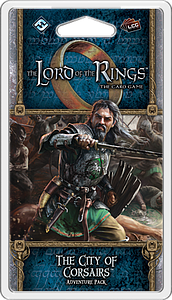 The Lord of the Rings: The Card Game - City of Corsairs