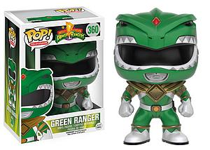 Pop! Television Power Rangers Vinyl Green Ranger #360