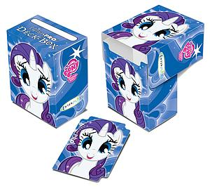 Deck Box: My Little Pony Rarity